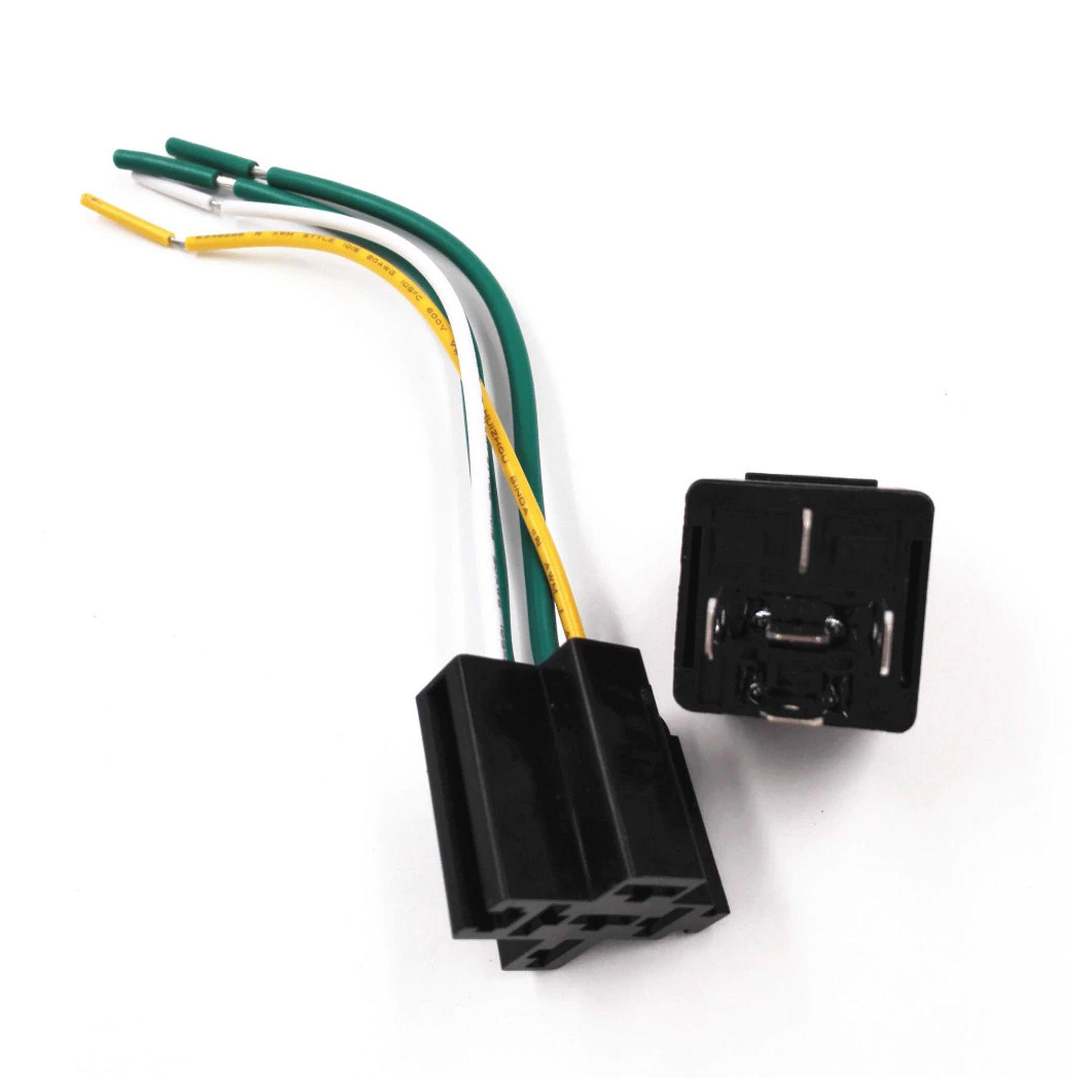 Relé - Corte de combustível Appego GPS Veicular 12V