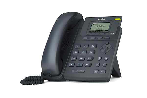Telefone VOIP IP Yealink SIP-T19