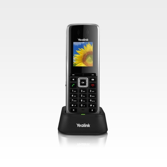 W52H - Telefone IP Sem Fio Yealink