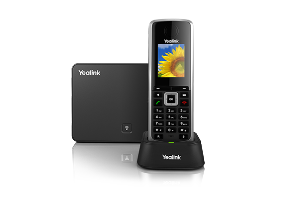 W52P - Telefone IP Sem Fio Yealink