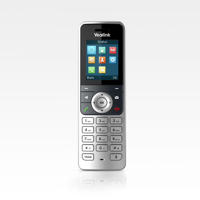W53H - Telefone IP Sem Fio Yealink