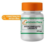Fito Composto Laxante 60 Cápsulas (Cascara Sagrada + Sene + Fucus)