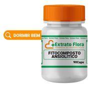 Fitocomposto Ansiolítico 90 Cápsulas