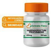 Harpagophytum Procumbens 400mg 90 Cápsulas