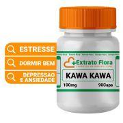 KAWA KAWA 100mg 90 Cápsulas