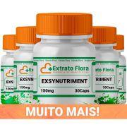 Kit Exsynutriment 150mg 30 Cápsulas (6 und com selo de autenticidade)