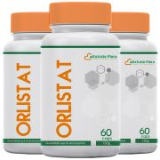 Kit Orlistat 120mg 180 Cápsulas