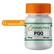 PQQ 10mg 30 Cápsulas  (Pirroloquinolina Quinona)