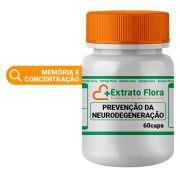 Prevenção da Neurodegeneração 60 Cápsulas