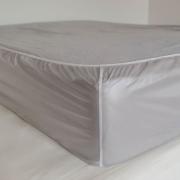 Protetor de Colchão Impermeável Queen 100% PVC