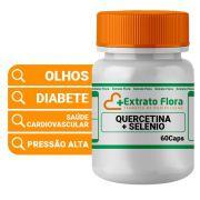 Quercetina + Selenio 60 Cápsulas