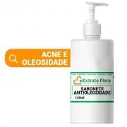 Sabonete Anti-oleosidade com Extratos Naturais 120ml