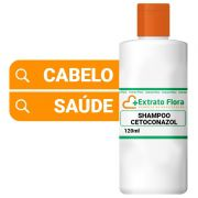 Shampoo Cetoconazol 120ml