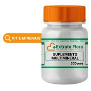 Suplemento Multimineral 30 Doses