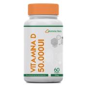 Vitamina D3 50.000UI 30 Cápsulas