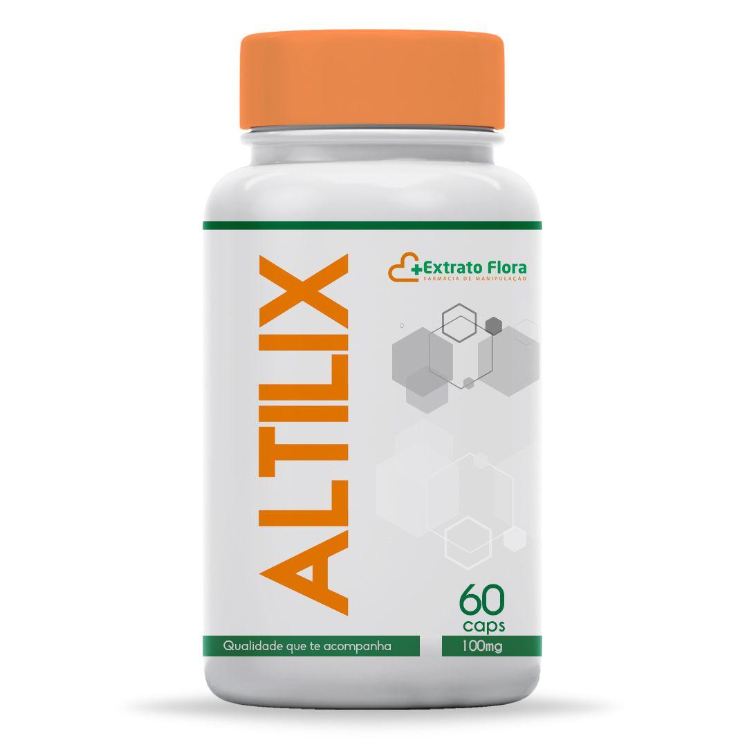 Altilix 100mg 60 Cápsulas Detox Seguro e Eficaz