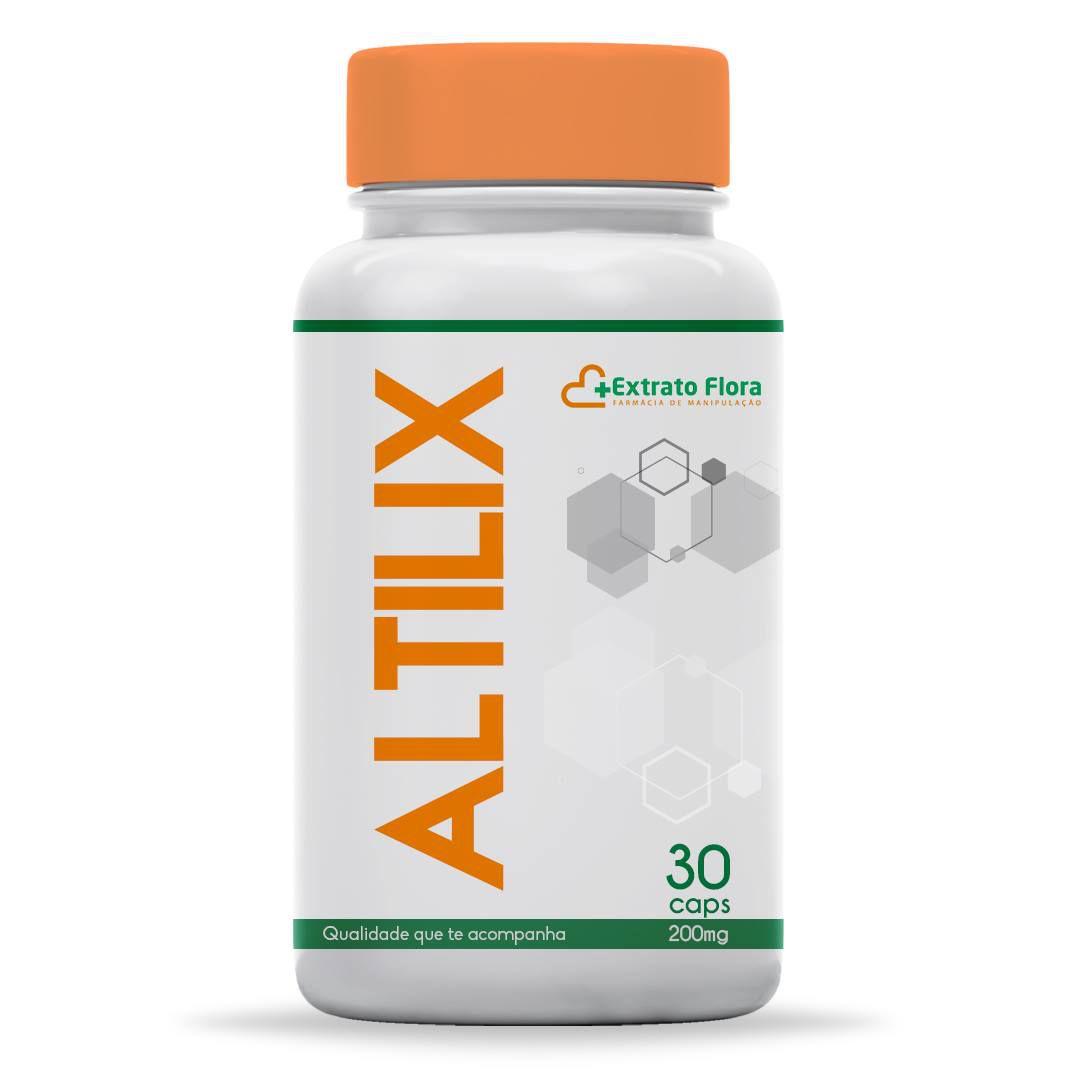 Altilix 200mg 30 Cápsulas Detox Seguro e Eficaz