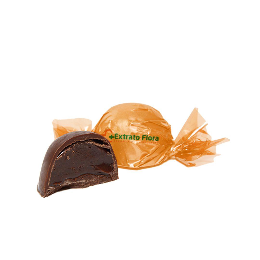 Bombom Zen 60 unidades (serenzo + safrin + chocolate)
