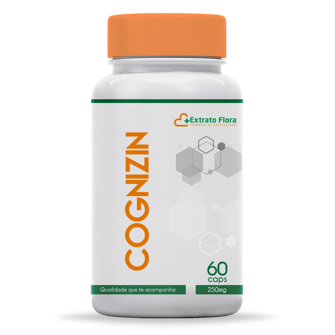Cognizin 250mg 60 Cápsulas