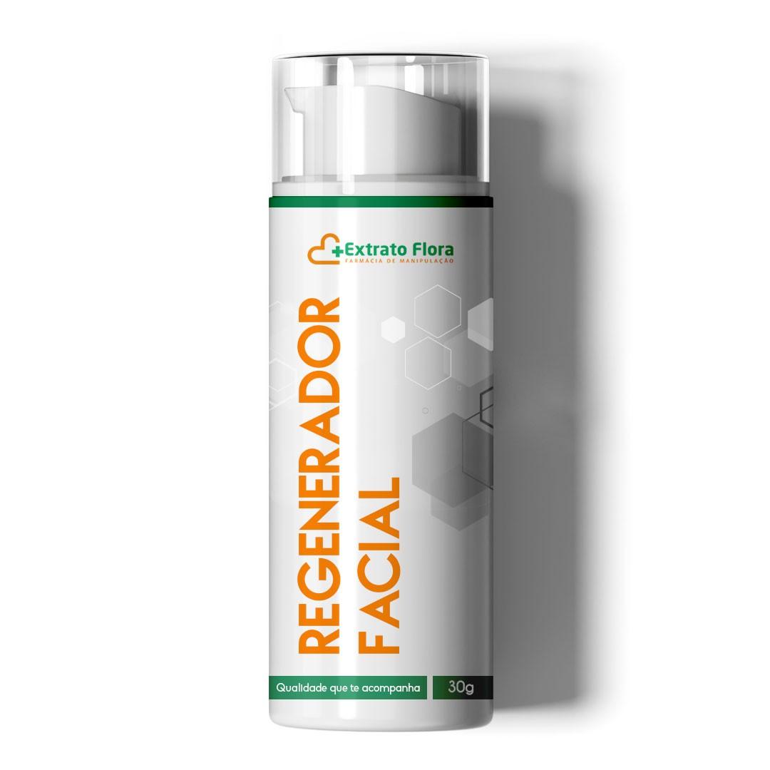 creme hidratante facial regenerador 30g