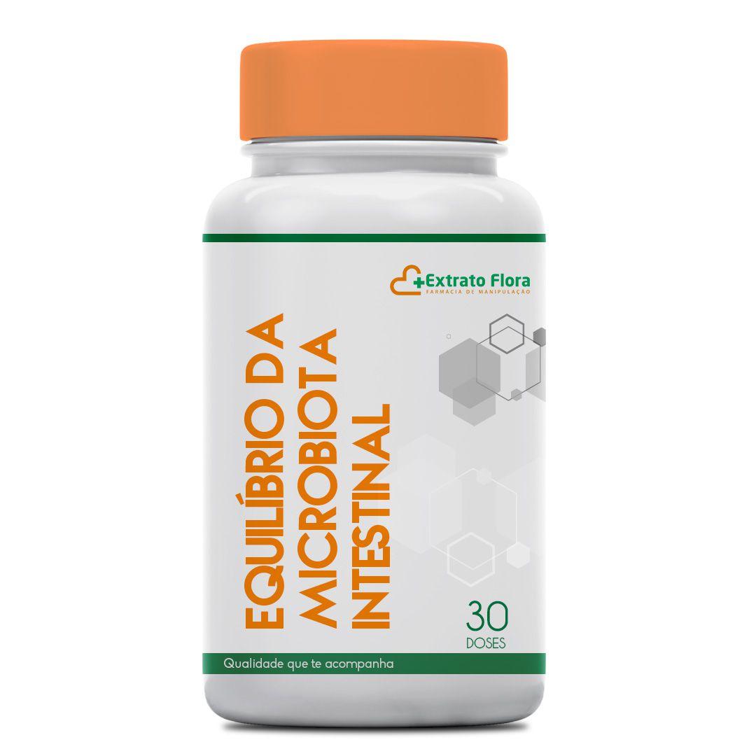 Equilíbrio da Microbiota Intestinal 30 Doses