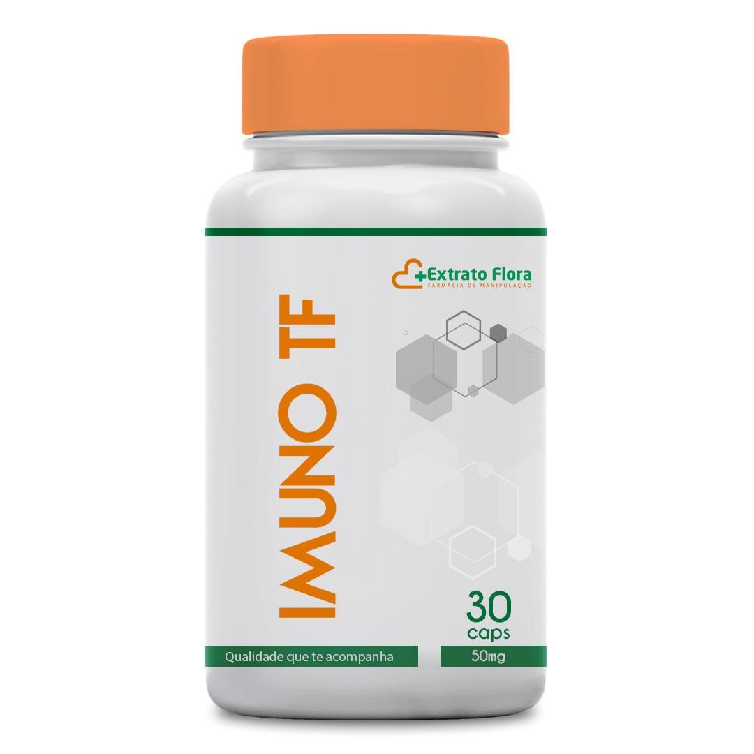Imuno TF 50mg 30 Cápsulas