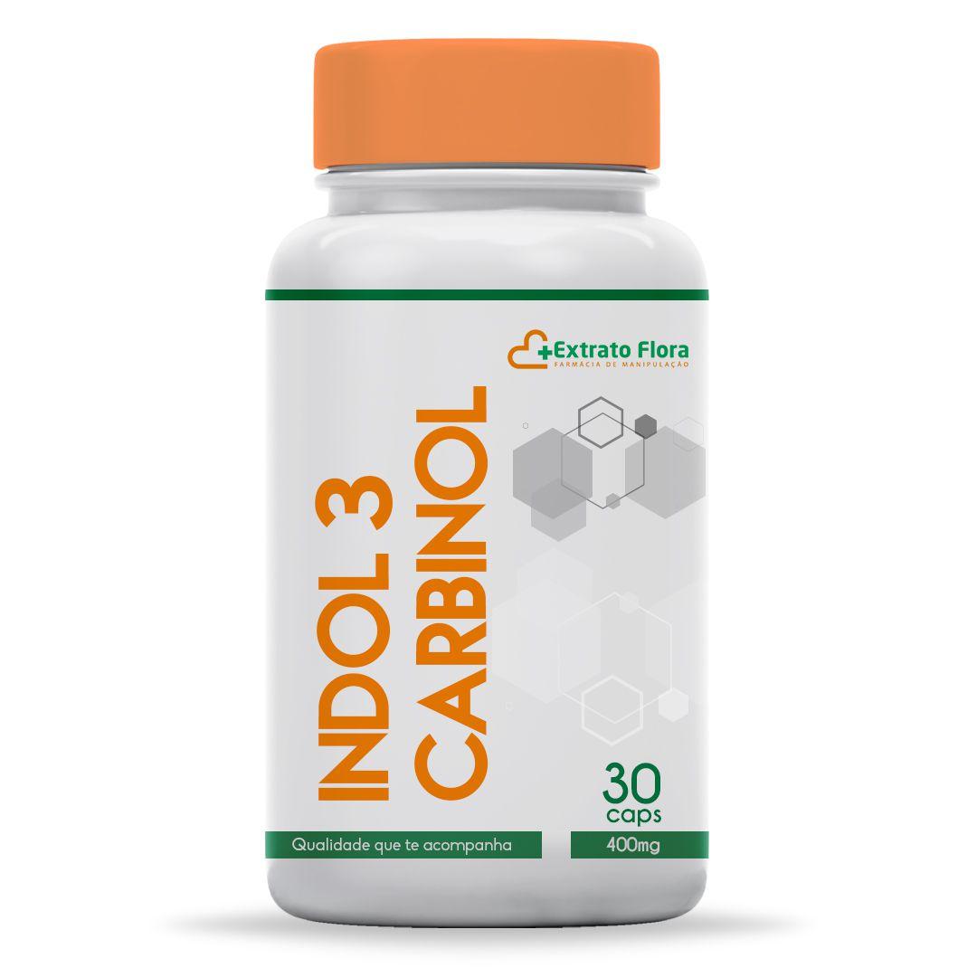 Indol 3 Carbinol 30 Cápsulas 400mg