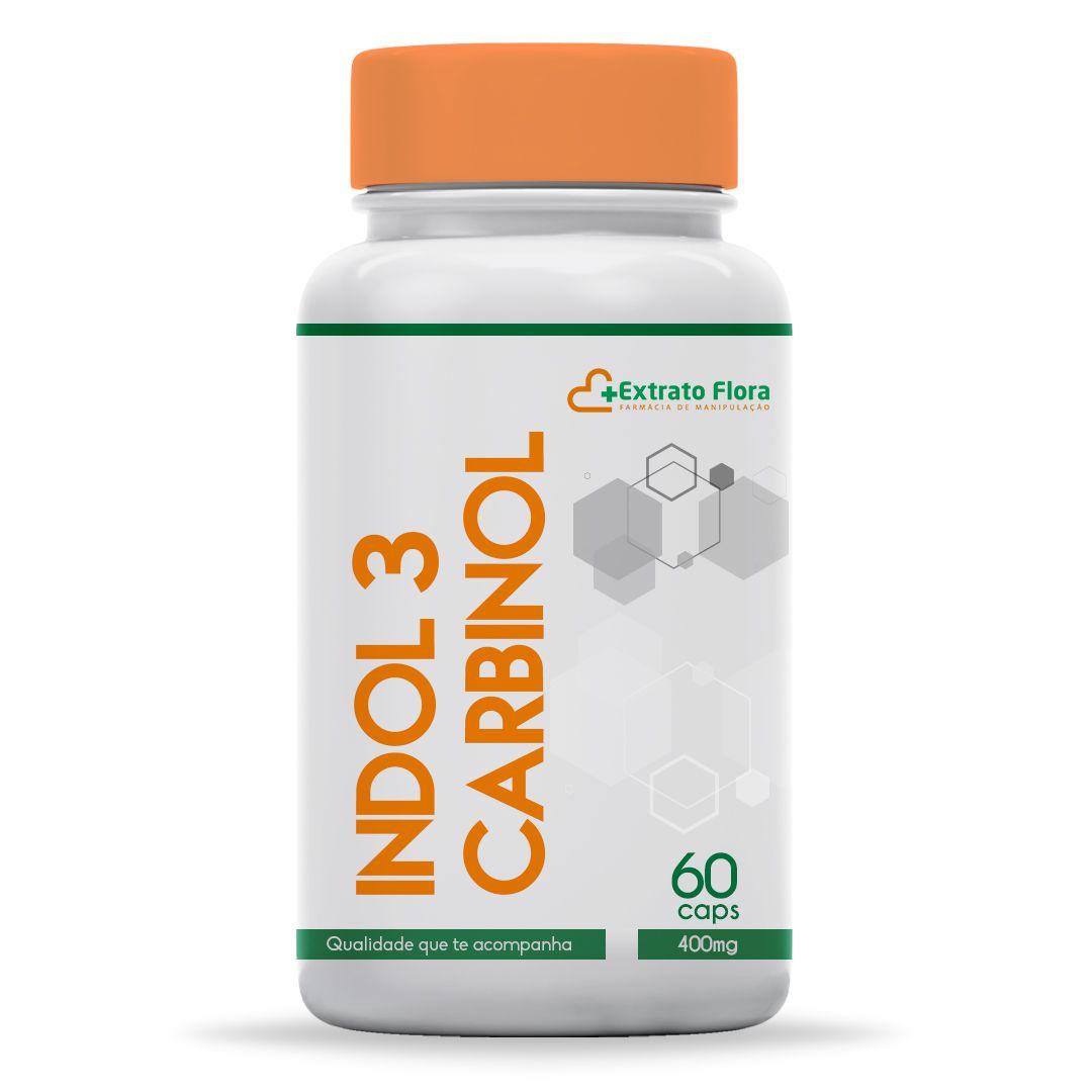 Indol 3 Carbinol 60 Cápsulas 400mg