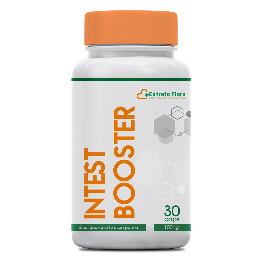 Intest Booster 100mg 30 Cápsulas