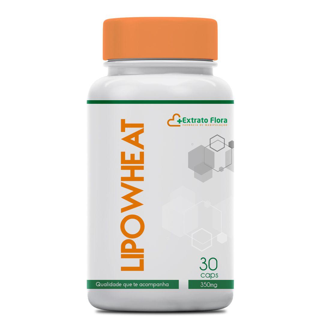 Lipowheat 350mg 30 Cápsulas