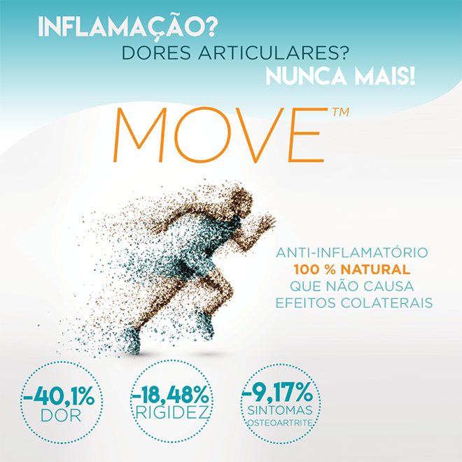 MOVE 50mg 60 Capsulas