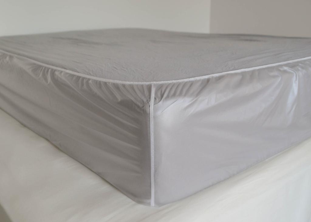 Protetor de Colchão Impermeável Casal 100% PVC