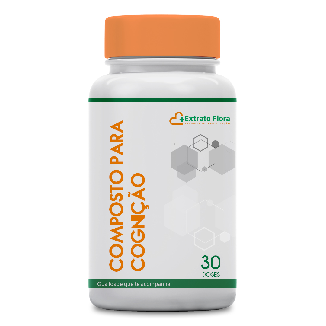 Rhodiola Rosea + Ashwagandha + Cognizin + Bacopa Monierieri 30 Doses