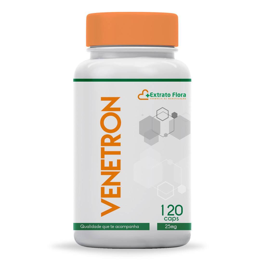 Venetron 25mg 120 Cápsulas