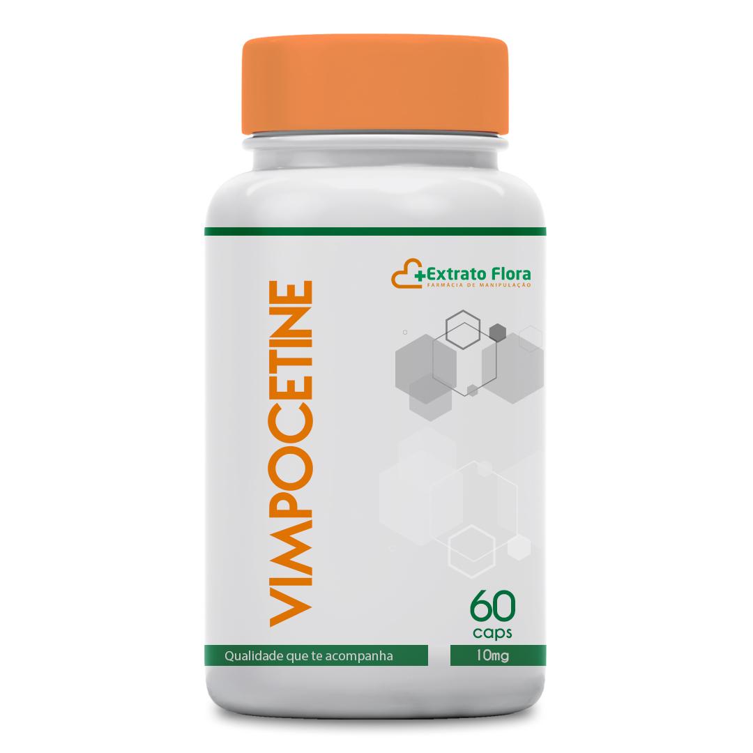 Vimpocetine 10mg 60 Cápsulas