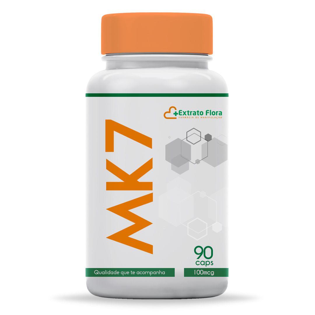 Vitamina K2 (mk-7) 100mcg 90 Cápsulas