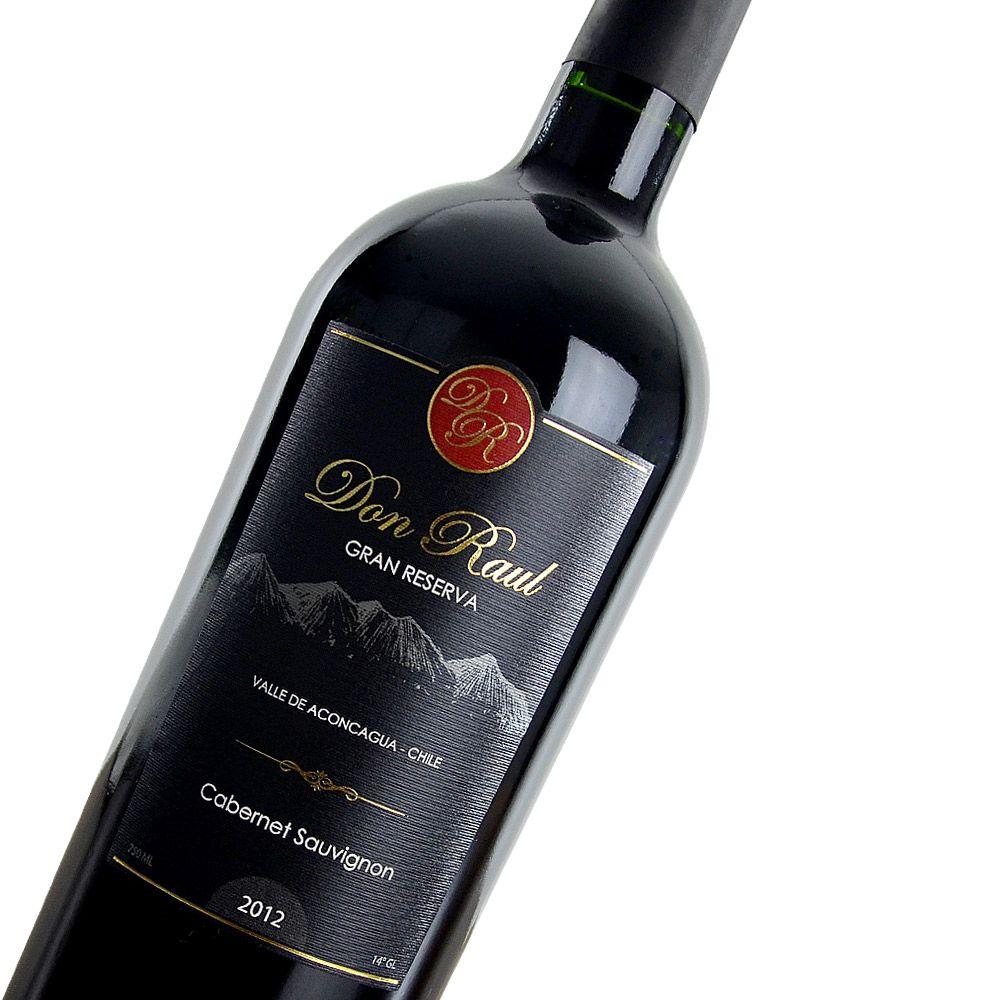 Vinho Cabernet Sauvignon - 2012