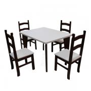 Conjunto Gourmet Pet Mesa e Cadeiras