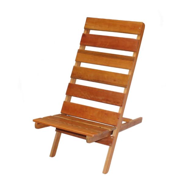 Cadeira de Praia e Jardim Dobrável