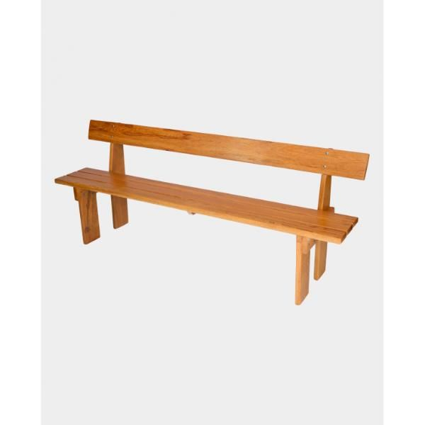 Mesa para Churrasco Modelo Gaudério Escuro   - Mesas para Churrasco