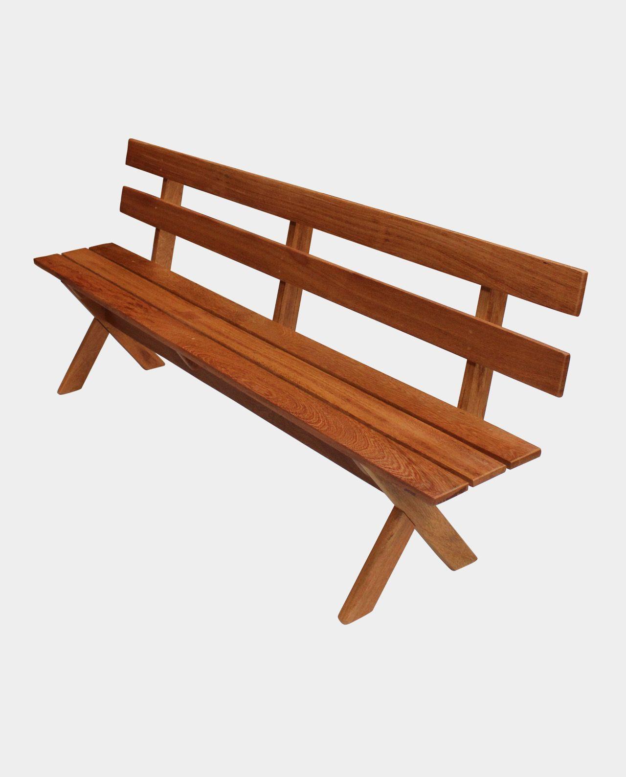 Mesa Rústica Com Bancos e Cadeiras Para Churrasco e Churrasqueira Madeira Maciça Angelim 2,00m  - Mesas para Churrasco