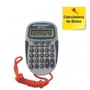 Calculadora 8 Dígitos Masterprint
