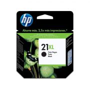 Cartucho 21XL Preto HP
