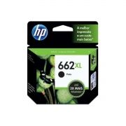 Cartucho 662XL Preto HP