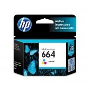 Cartucho 664 Colorido HP