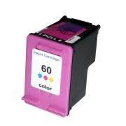 Cartucho HP 60XL Color Compatível Masterprint