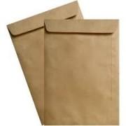 Envelope saco kraft natural 229x324 pct001 c/10 unidades