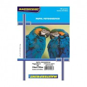 Glossy Paper 130g A4 Adesivo