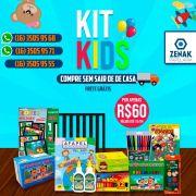 Kit Infantil com 10 itens