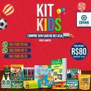 Kit Infantil com 13 itens